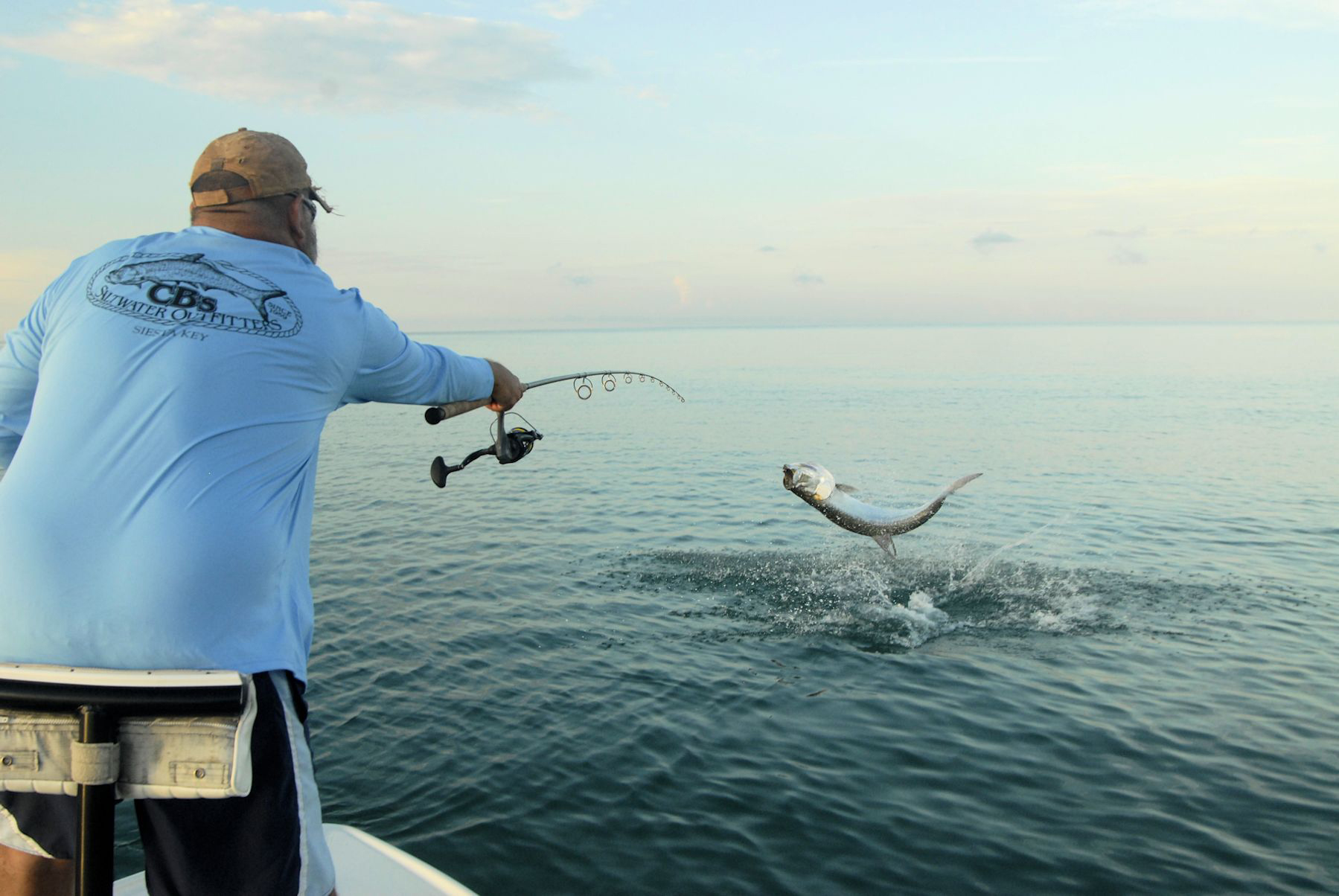 Tarpon fishing for Sarasota florida fishing