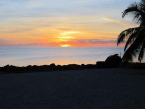 Mars Bay Bonefish Lodge sunrise