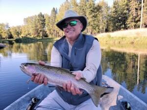 Dennis Kinley Montana rainbow